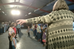 Cranswick village dance, May 2017
